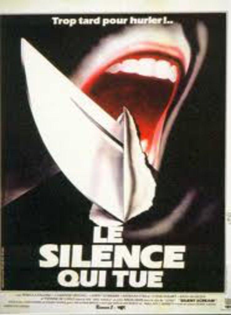 le silence qui tue affiche | SensCritique Films Epouvante-horreur Le Silence Qui Tue
