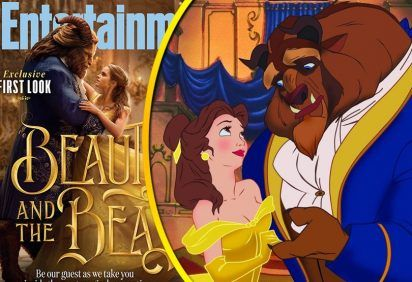 canta en beauty and the beast | Primeras imágenes de Emma Watson y Dan Stevens como 'Beauty and the ...