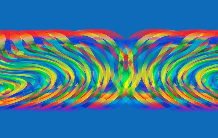 """""""iso"""" by Amel Segré. Colección Arte Abstracto X Colombia  #abstrac #art #colombia #color"""