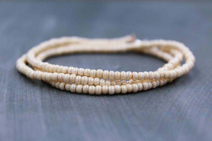 Bracelets For Ladies  :    Tiny bead bracelet, stacking bracelet, layered bracelet, wrap bracelet beaded bracelets, simple bracelet, everyday bracelet, bead bracelet  - #Bracelets https://talkfashion.net/acceseroris/bracelets/bracelets-for-ladies-tiny-bead-bracelet-stacking-bracelet-layered-bracelet-wrap-bracelet-beaded-br/