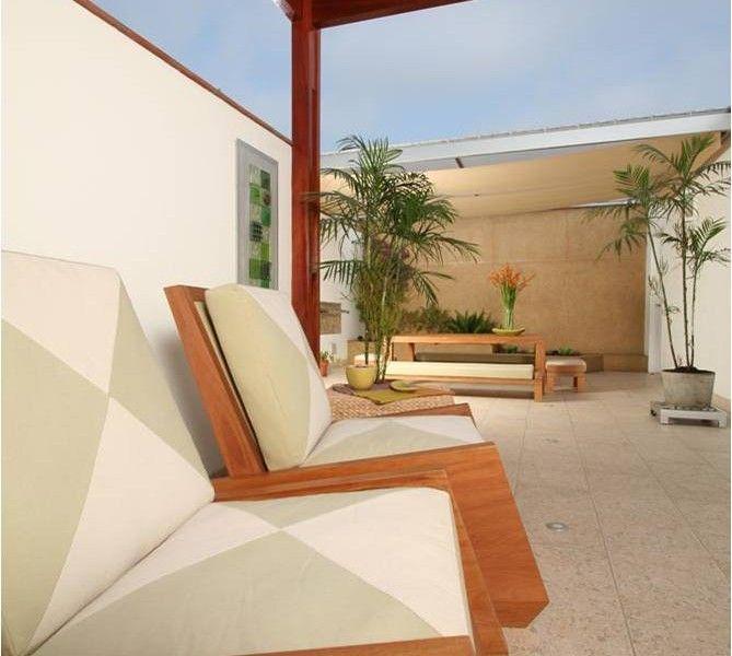 Terraza, Lima - Perú. By ALMA Arquitectura e Interiores #ProyectosAlma