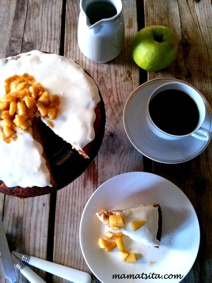 Πραγματικά αυτό το κέικ, με την πρώτη κιόλας μπουκιά θα σου δώσει αυτή την αίσθηση που δίνει και σε μένα κάθε φορά. Την αίσθηση της θαλπωρής! Θέλεις να είναι το μήλο, ένα φρούτο που συνδυάζεις με τ…