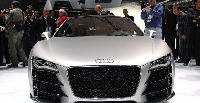 2018 Audi RS8 Review