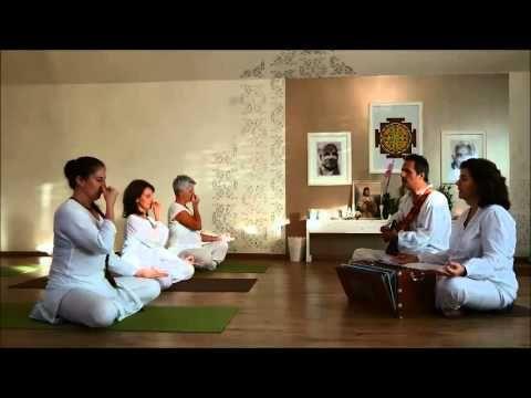 Mantra jóga, anulóma vilóma pránájáma a Shanti Jóga-szigeten