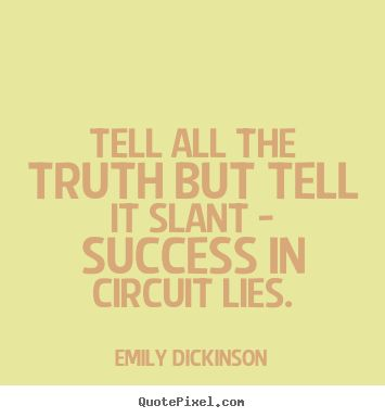 004 Emily Dickinson Positive quotes success, Positive quotes