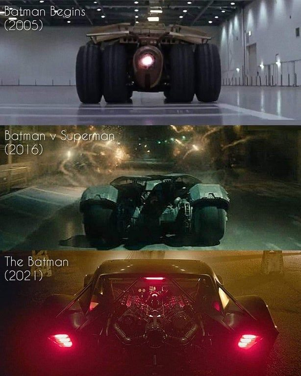 Other One Batmobile Per Decade Since 2000 I Hope Battinson Remains Our Batman For The Entirety Of This Decade Dc Cinematic In 2020 Batman Batmobile Batman V