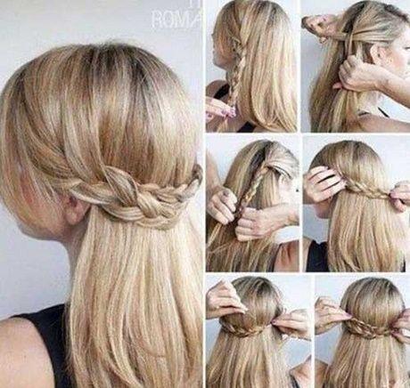 Frisuren Flechten Lange Haare Neueste Frisuren 2018 Pinterest