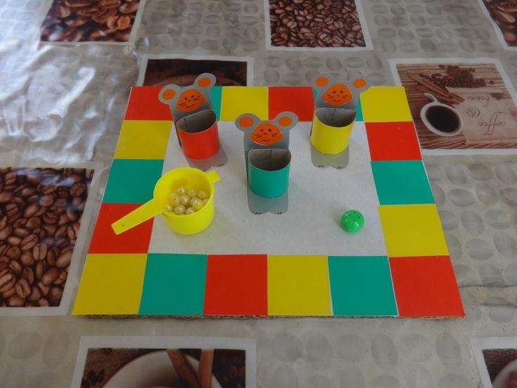 Настольные игры своими руками для самых маленьких ( 4 штуки ) - Рукоделие - Babyblog.ru