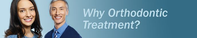 Why Orthodontic Treatment