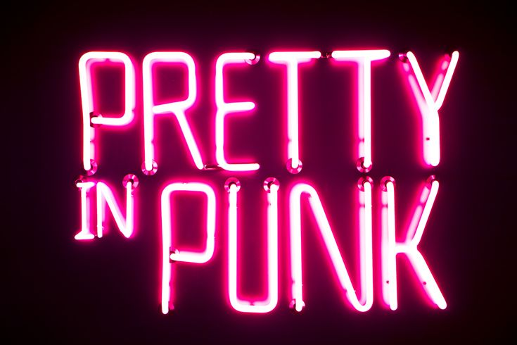 Pretty in Punk
