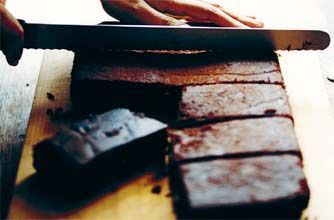 Ravinder Bhogal's double chocolate orange brownies recipe - goodtoknow