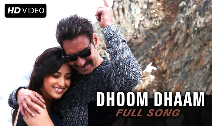 Dhoom Dhaam Official Full Song Video | Action Jackson | Ajay Devgn, Yami...