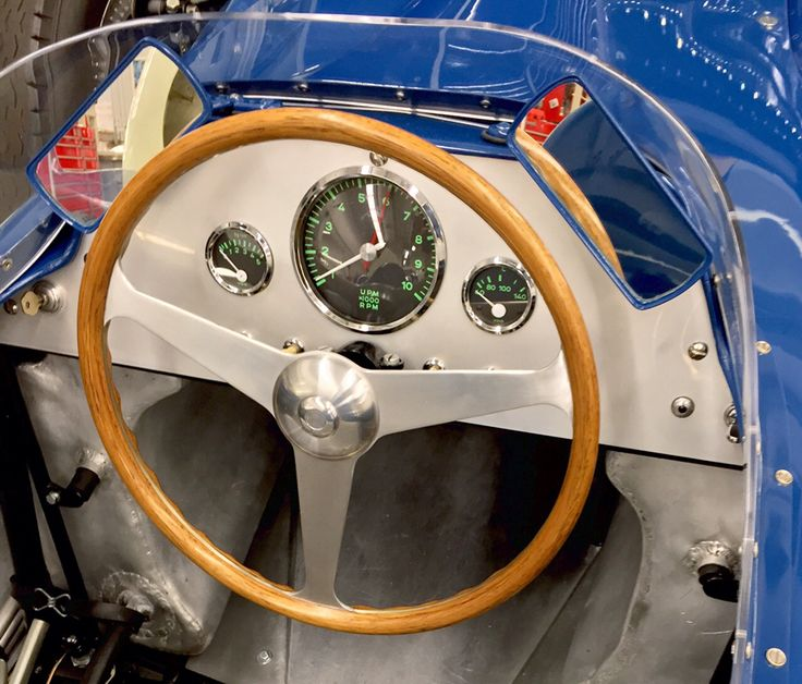 Porsche Behra F2 Dash - 1958