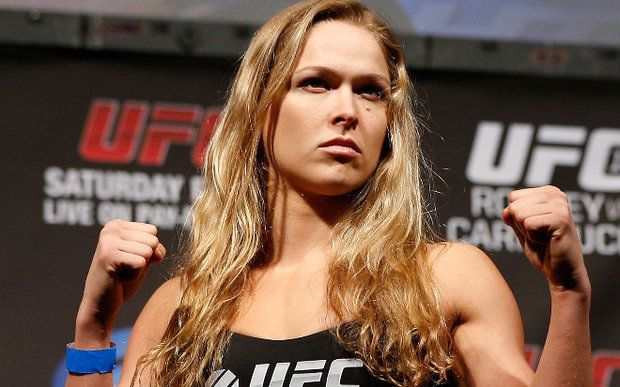 Ronda Rousey To Star In Film Adaptation Of Her Own Autobiography