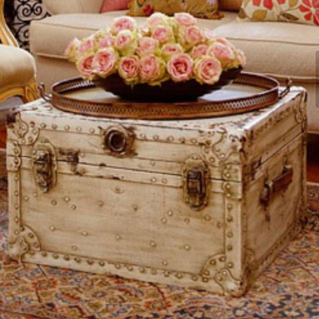 Vintage trunk #matildajaneclothing #MJCdreamcloset