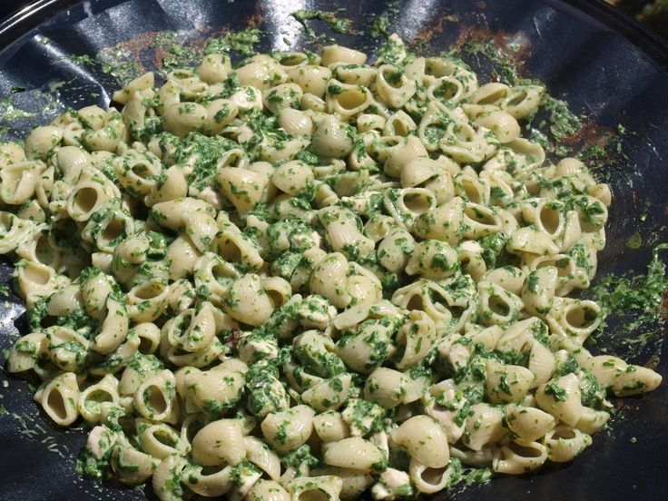 Spinaziepasta is makkelijk te maken en snel klaar. Heb je veel gemaakt? Dan is het restje de volgende dag lekker bij de lunch. Gegarandeerd succes bij kids.
