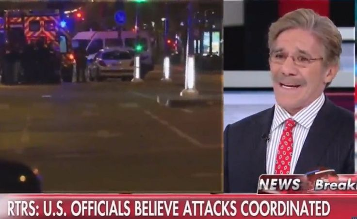Fox News' Geraldo Rivera revealed on air that his own daughter was at the scene of one of the horrifying Paris attacks tonight. Rivera told Shepard Smith that his daughter Simone was at the stadium when explosions when off in the middle of the soccer game. …