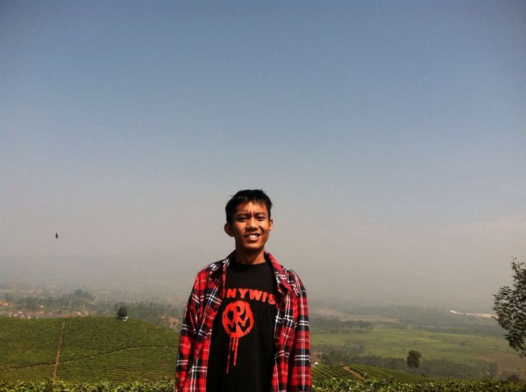 Gunung Nini Pangalengan Bandung, Indonesia