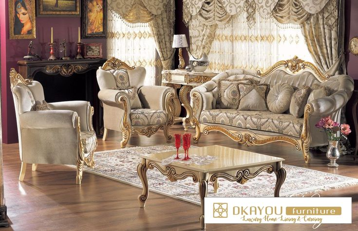 Set Sofa Tamu Mewah Modern Turkey Kursi Tamu Jepara