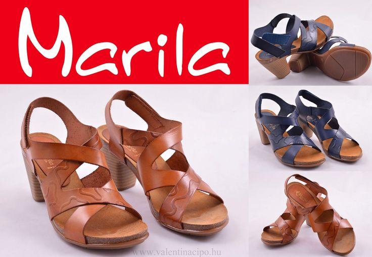 Barna vagy kék szín, lehet választani :) Marila szandálok puha bőrből készülnek és ideális nyári viselet! Webáruházban termékeinket kényelmesen megtekintheti, várjuk nagy szeretettel!  http://www.valentinacipo.hu/marila/noi/barna/szandal/146686340  http://www.valentinacipo.hu/marila/noi/kek/szandal/146701640  #Marila #Marila_szandál #Valentina_cipőboltok #Marila_webshop