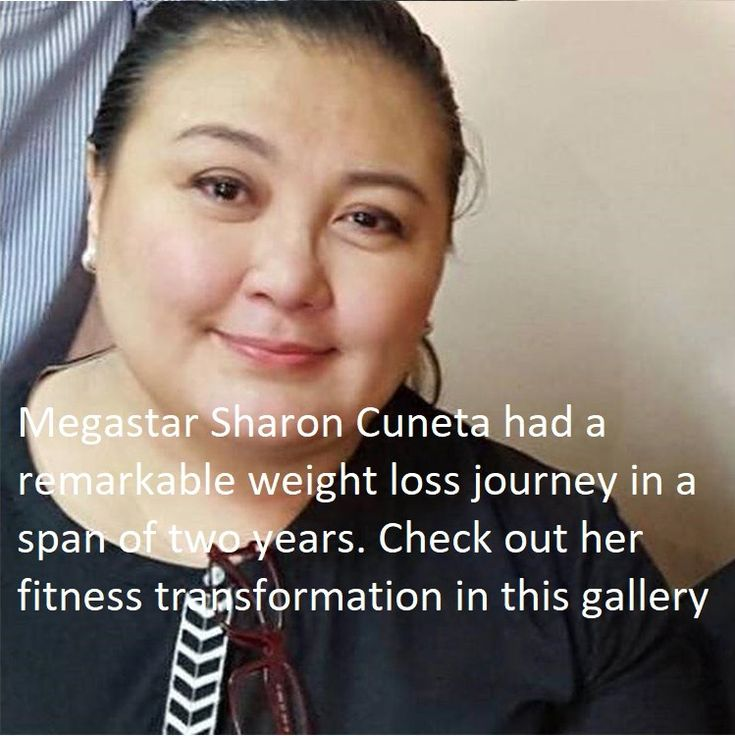 IN PHOTOS: Sharon Cuneta's fitness transformation