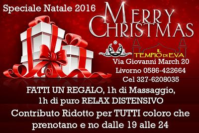 Club Prive Il Tempio di Eva: Speciale MERRY CHRISTMAS