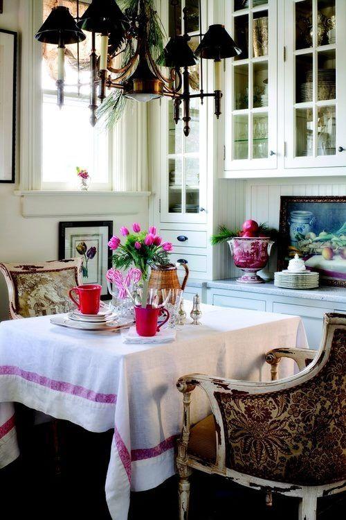 PANTALEON y las decoradoras · Decoracion