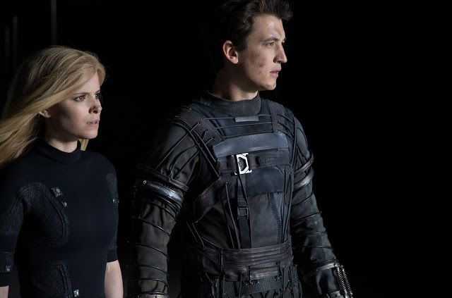Movie Review: Fantastic Four (2015) | Dateline Movies #FantasticFour #marvel #JoshTrank #MilesTeller #KateMara #MichaelBJordan #JamieBell