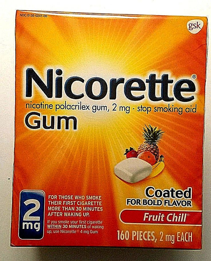 Nicorette Coated Nicotine Gum, 2mg, Fruit Chill, 100 Pieces, Exp 10/2019  #stopsmokingaid #forsale #stopsmoking #smokingaid #nicotinegum #nicorette