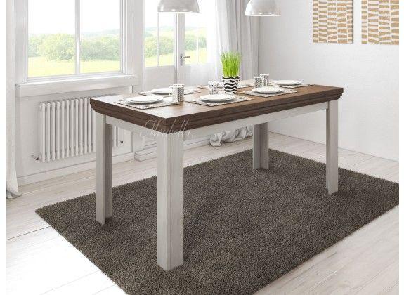Eetkamertafel River is een tafel die geschikt is voor 4 tot 6 personen ...