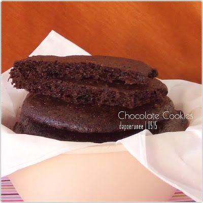 dapoerunee : Chocolate Cookies
