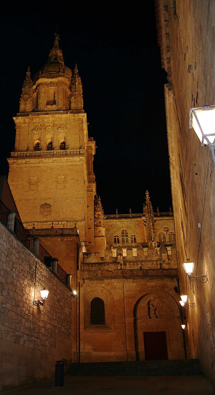 Salamanca, Spain - Loved living here! Want to visit again.