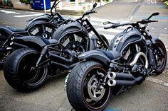 Harley-Davidson Night Rod Custom / V-rod Muscle
