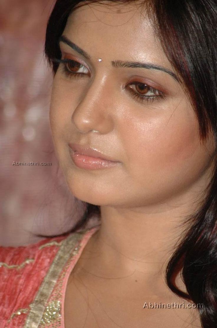 Samantha ruth prabhu - south indian actress