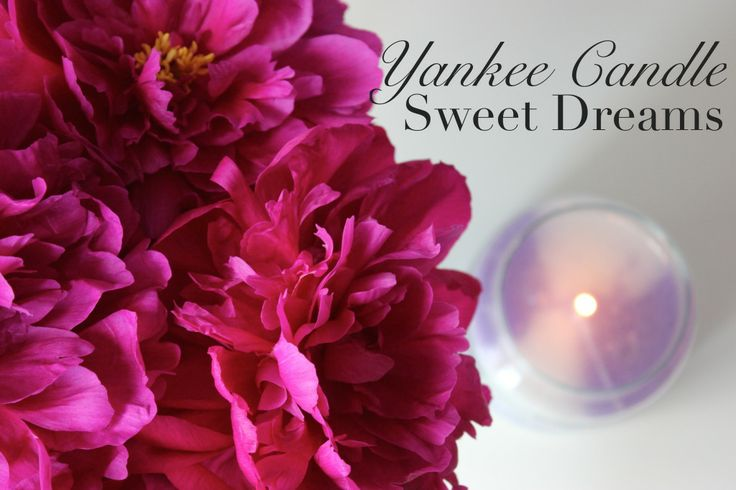 Yankee Candle Sweet Dreams Swirl
