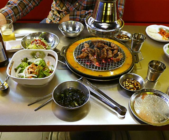 South Korean Food You Should Try - Spicy Pork BBQ
