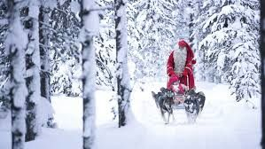 Lapland - where Christmas dreams come true. Its not just a magical winter wonderland seep inside the artic circle its also where you'll find Santa Claus & his trusty team of elves whose mission is to spread happiness & fun throughout the festive season. Call Everywhere travel on 0121 227 0074 www.everywheretravel.co.uk