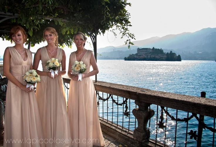 Bouquet per damigelle della sposa | WEDDING BOOK La Piccola Selva