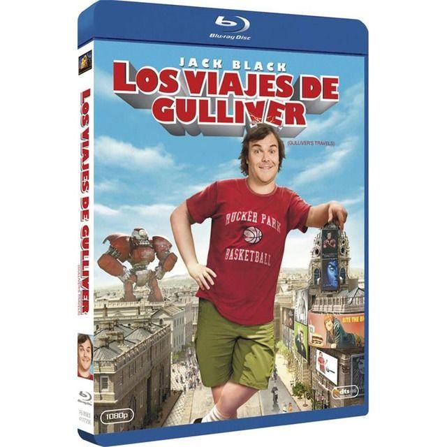 Los Viajes De Gulliver Blu Ray Gulliver S Travels En 2020 Dvd Jack Black Viajes