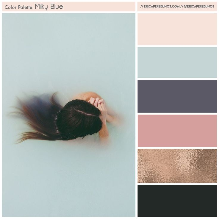 Color Palette // London Light Photography