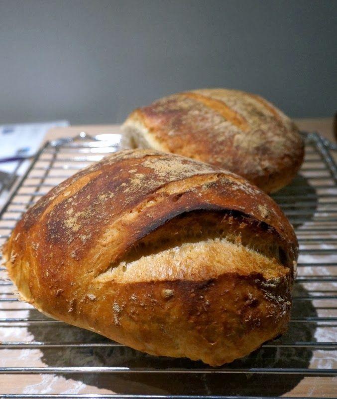 raus mat: Mer eltefritt - unn deg hjemmebakt landbrød til frokost