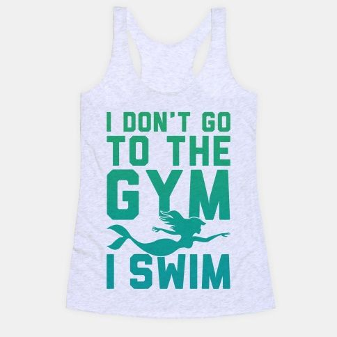 Perfect for people who love to swim laps, hit the pool, play water polo, and train to be a mermaid.