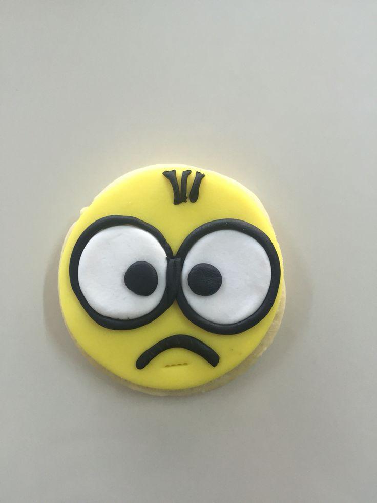 Minnion Cookies