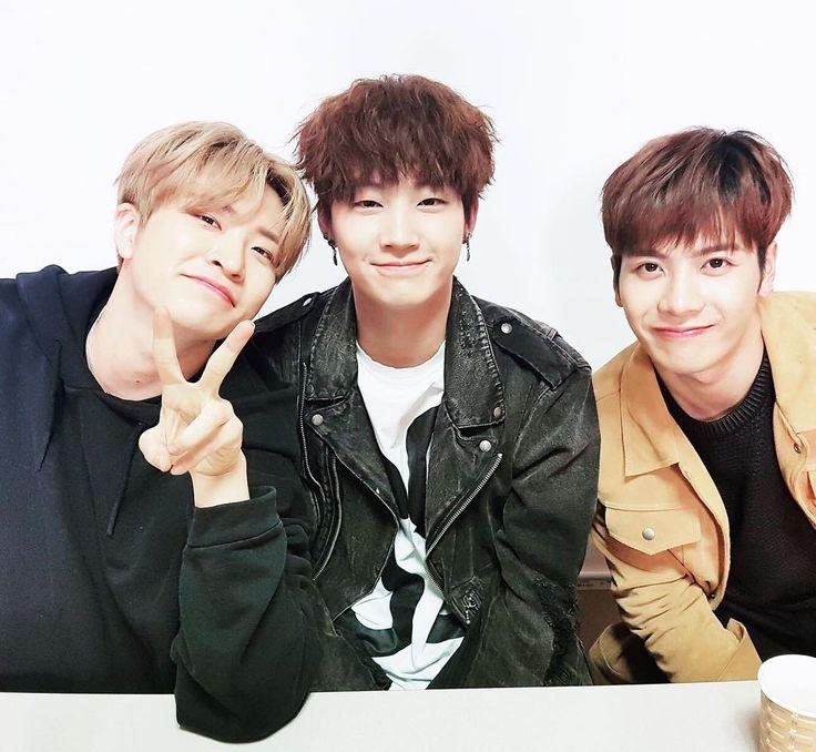 Youngjae & JB & Jackson