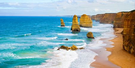 Number 16 ~ Drive the Great Ocean Road.