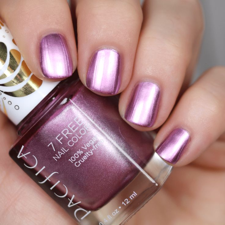 15 best Pacifica images on Pinterest   Nail polish, Nail polishes ...