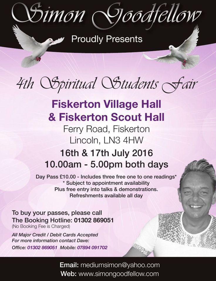 Book your tickets for this exciting event