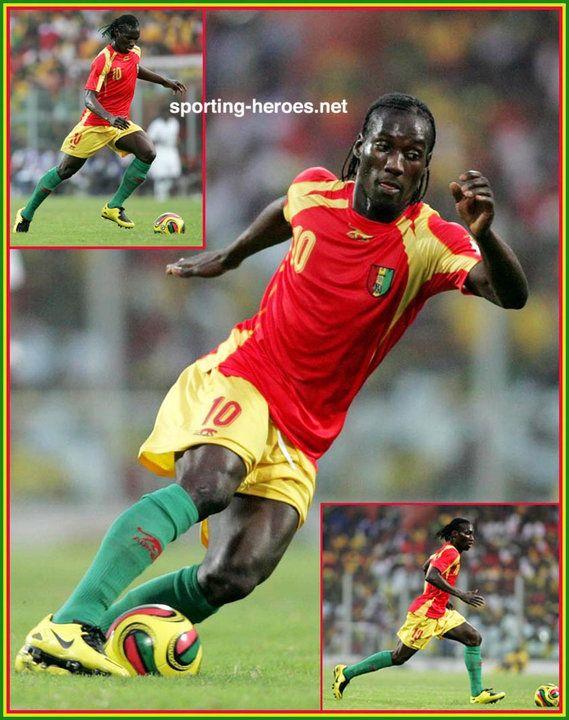 Ismael Bangoura - Guinee - Coupe d'Afrique des Nations 2008