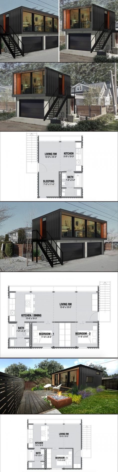 1498 best Container Home images on Pinterest