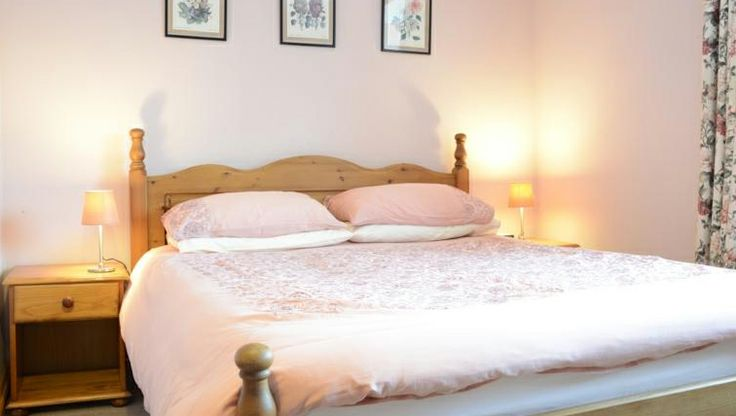 One of our beds at the Farm #Northumberland #BedandBreakfast #B&B http://ryehillfarm.co.uk/bedandbreakfast-northumberland.html